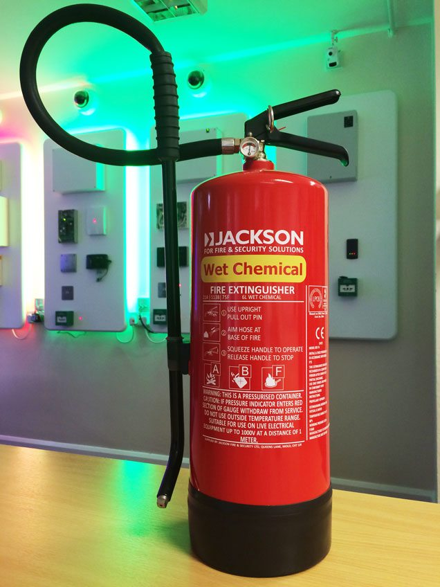 Fire extinguisher servicing & installation