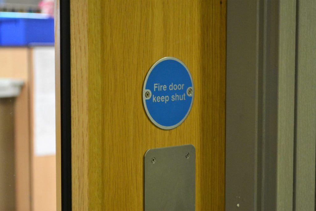 fire doors for homes uk